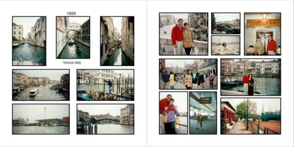 How Does a Photo Organizer Create an Album?
