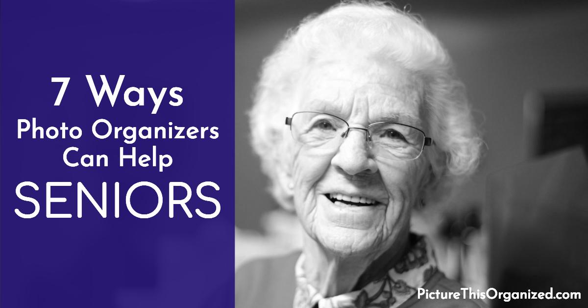 7 Ways Photo Organizers Can Help Seniors