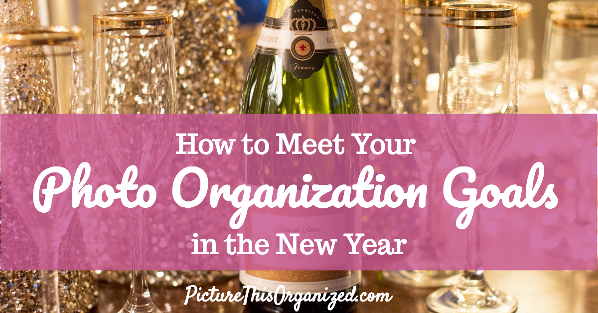 How to Meet Your Photo Organization Goals in the New Year